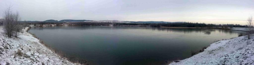 Bílá voda panorama